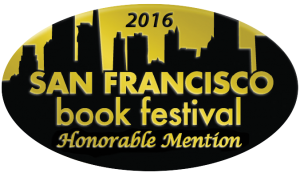 2016 San Francisco book festival - Honorable Mention